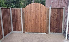 Tongue & Groove Gate